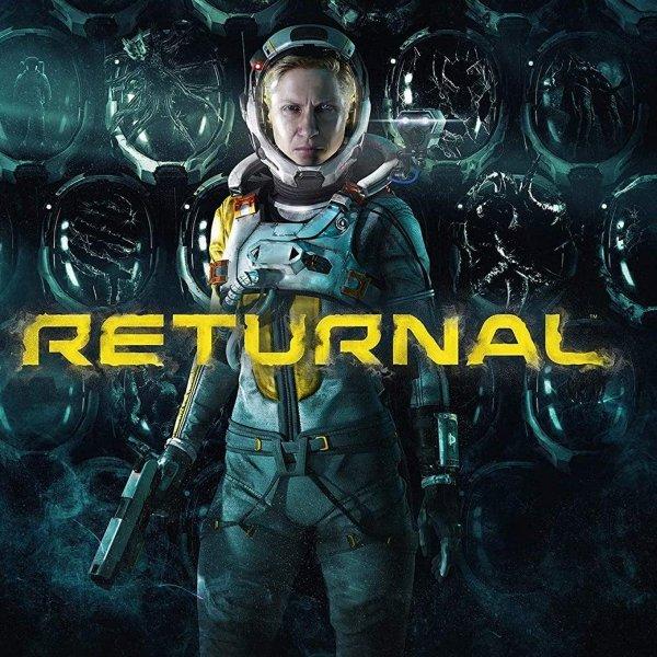 Returnal til PlayStation 5