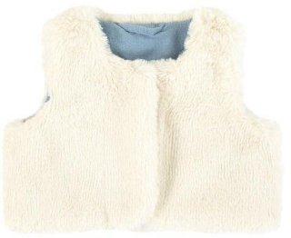Cyrillus Daisy Faux Fur Vest