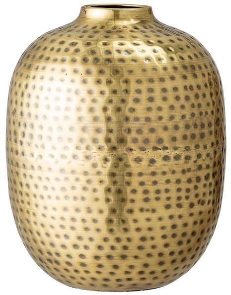Bloomingville Vase messing 27 cm