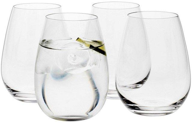 Scandi Living Karlevi drikkeglass 4 stk
