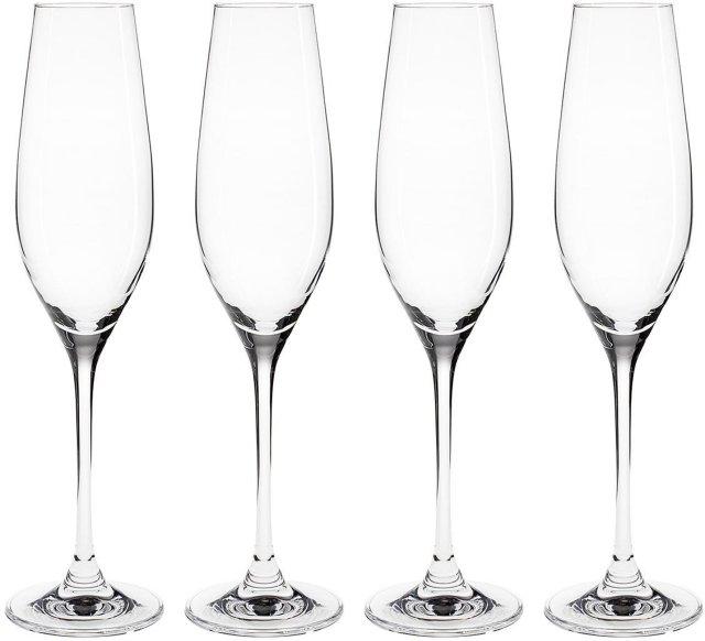 Scandi Living Karlevi champagneglass 4 stk