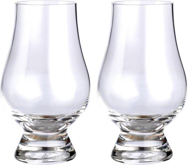 Glencairn Whiskyprøveglass 2 stk