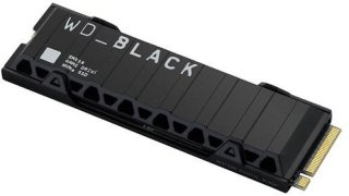 Black SN850 1TB Heatsink