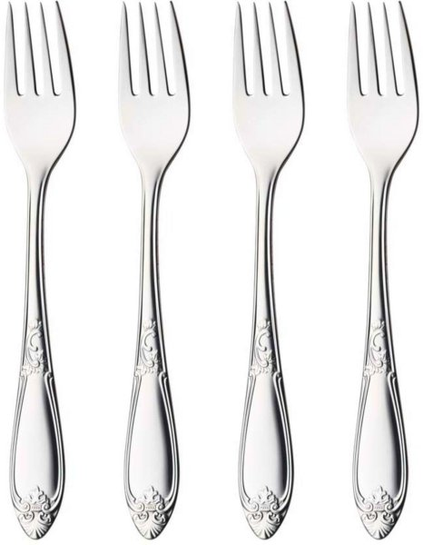 Hardanger Bestikk Nina gaffel 4 stk