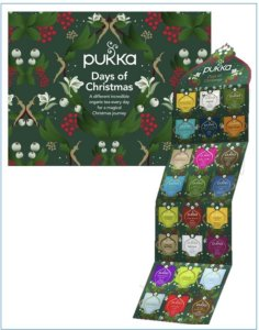 Pukka Adventskalender