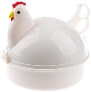 MikaMax Eggkoker for mikrobølgeovn