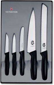 Victorinox Kjøkkenknivsett 5 deler