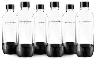 Sodastream PET-flaske 1L 6 stk