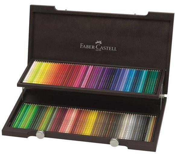 Faber-Castell Polychromos (120 stk)
