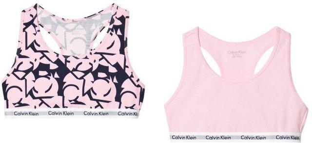 Calvin Klein 2-Pack Sports-bh-er