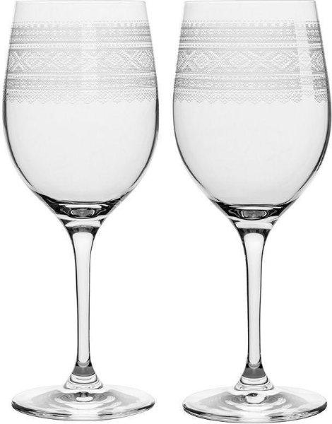 Hadeland Glassverk Marius vinglass 2 stk