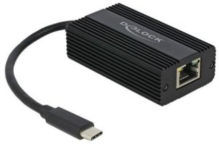 Delock USB-C LAN Adapter 5 Gigabit