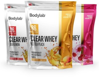 Bodylab Clear Whey 500g