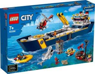 City Oceans 60266 Forskningsskip