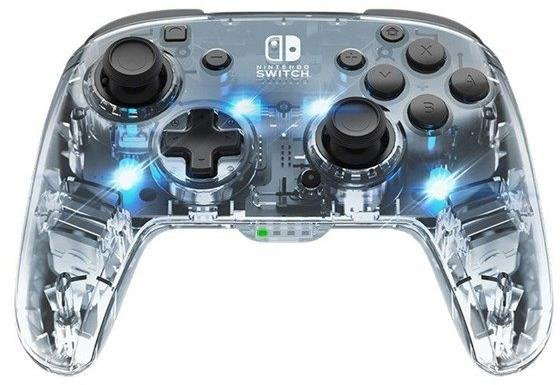 PDP Afterglow Wireless Deluxe Controller