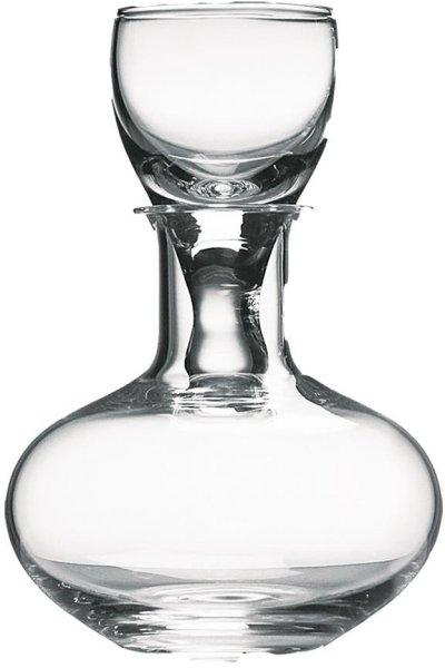 Hadeland Glassverk Gilde drammekaraffel 20cl 4 stk