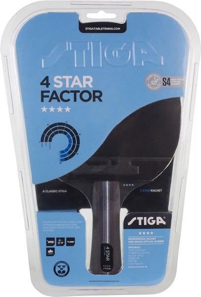 Stiga Factor 4-X