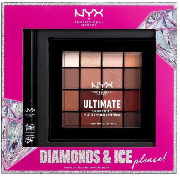 NYX Diamonds & Ice Please! Shadow & Liner Kit