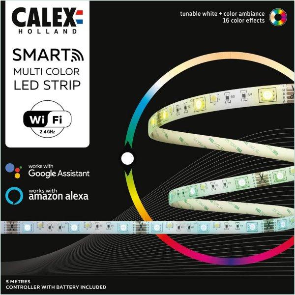 Calex Smart LED RGBW Lightstrip 5m