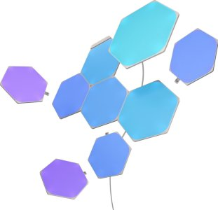 Nanoleaf Shapes Hexagons Starter Kit (9-pk)