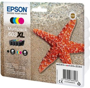 Epson 603 XL Multipack