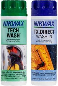 Tech Wash + TX Direct Wash-In