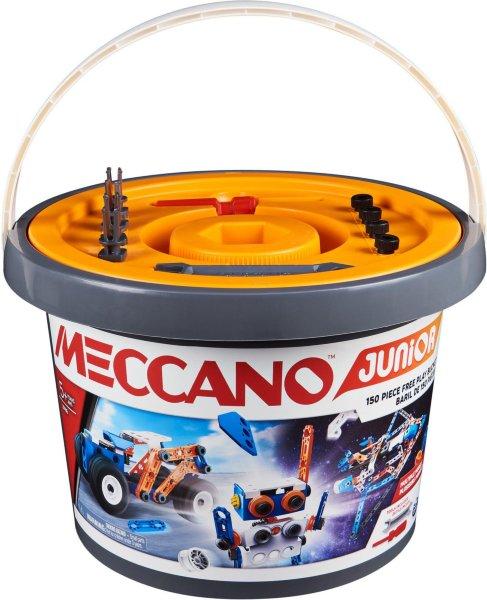 Meccano Junior Byggesett Bucket