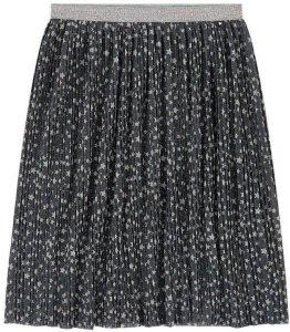 Molo Star skirt with lurex thread