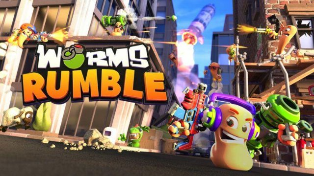Team 17 Worms Rumble