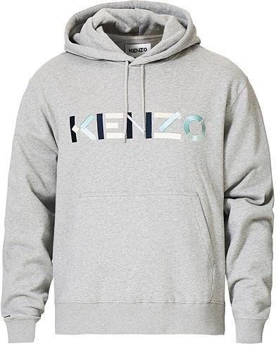 Kenzo Multi Logo Hoodie