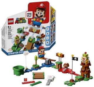 Super Mario 71360 Startbanen På eventyr med Mario