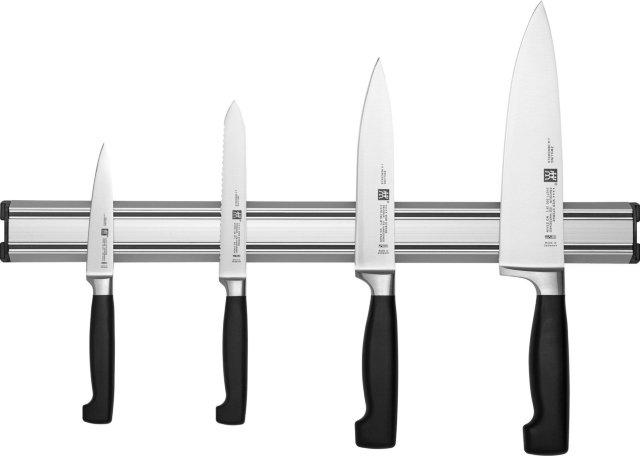 Zwilling Four Star Knivsett med knivmagnet