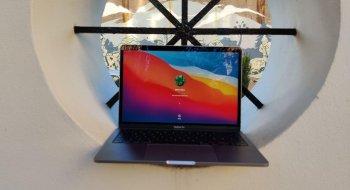 Test: Apple MacBook Pro 13 M1 256GB (Late 2020)