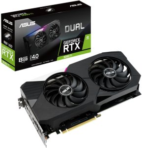 Asus GeForce RTX 3060 Ti Dual