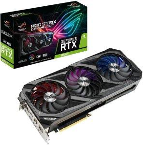 GeForce RTX 3060 Ti ROG Strix OC