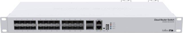 MikroTik Cloud Router Switch CRS326-24S+2Q+RM