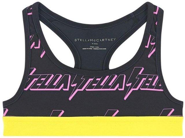 Stella McCartney Kids Lycra sports bra