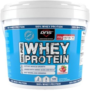 DNS 100% Pure Whey Protein 1kg