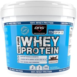 DNS 100% Pure Whey Protein 3kg