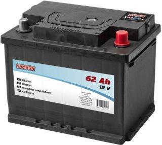 Bilbatteri 62 Ah