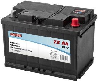 Bilbatteri 72Ah