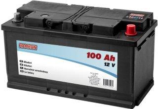 Bilbatteri 100Ah