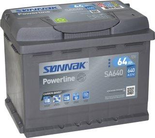 Powerline SA640