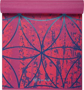 Gaiam yogamatte 6mm