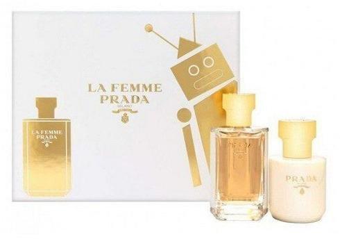 Prada La Femme EdP 100ml Gift Set