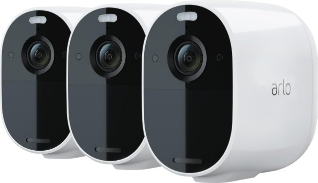 Arlo Essential Spotlight (3 kameraer)