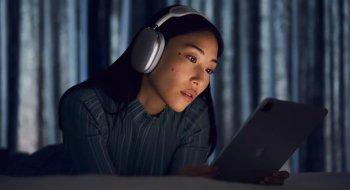 Her er Apples hodetelefoner: AirPods Max