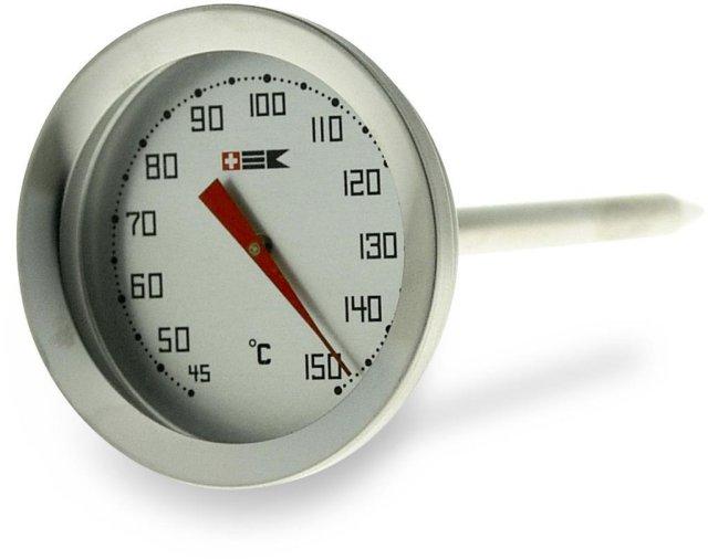 Bengt Ek Design Steketermometer klassisk stål