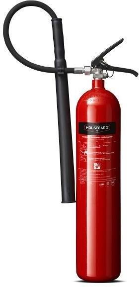 Housegard Brannslukker k5tgx co 5kg 89