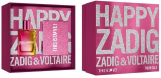 Zadig & Voltaire This Is Love Pour Elle EdP Gift Set